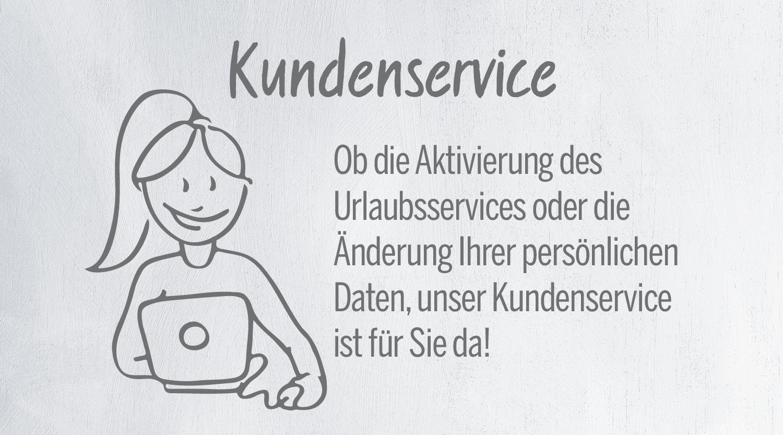 Kundenservice
